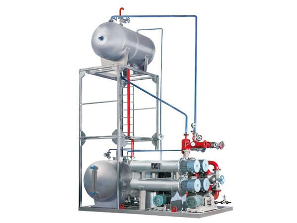 YDW电加热有机热博rb88官网炉